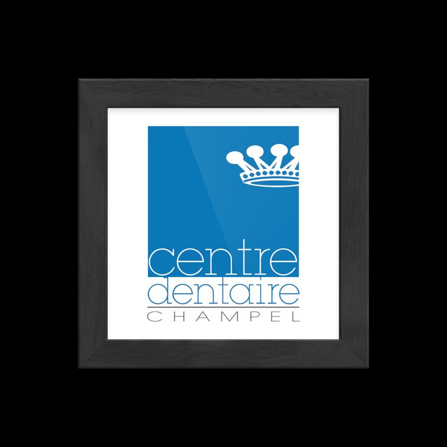 Création du logo du centre