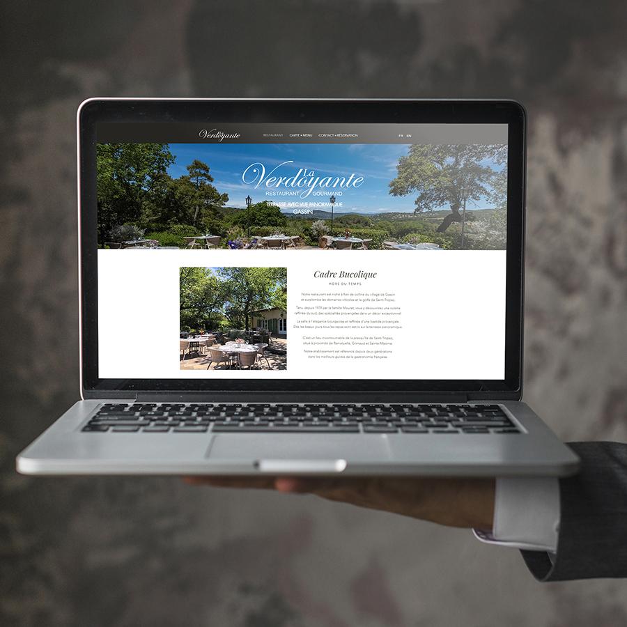 Ergologik - Création du nouveau site