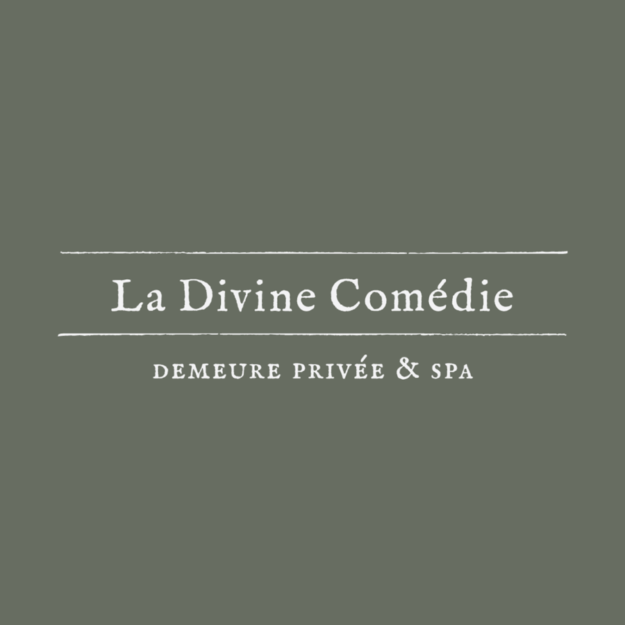 La divine Comédie Avignon LOGO