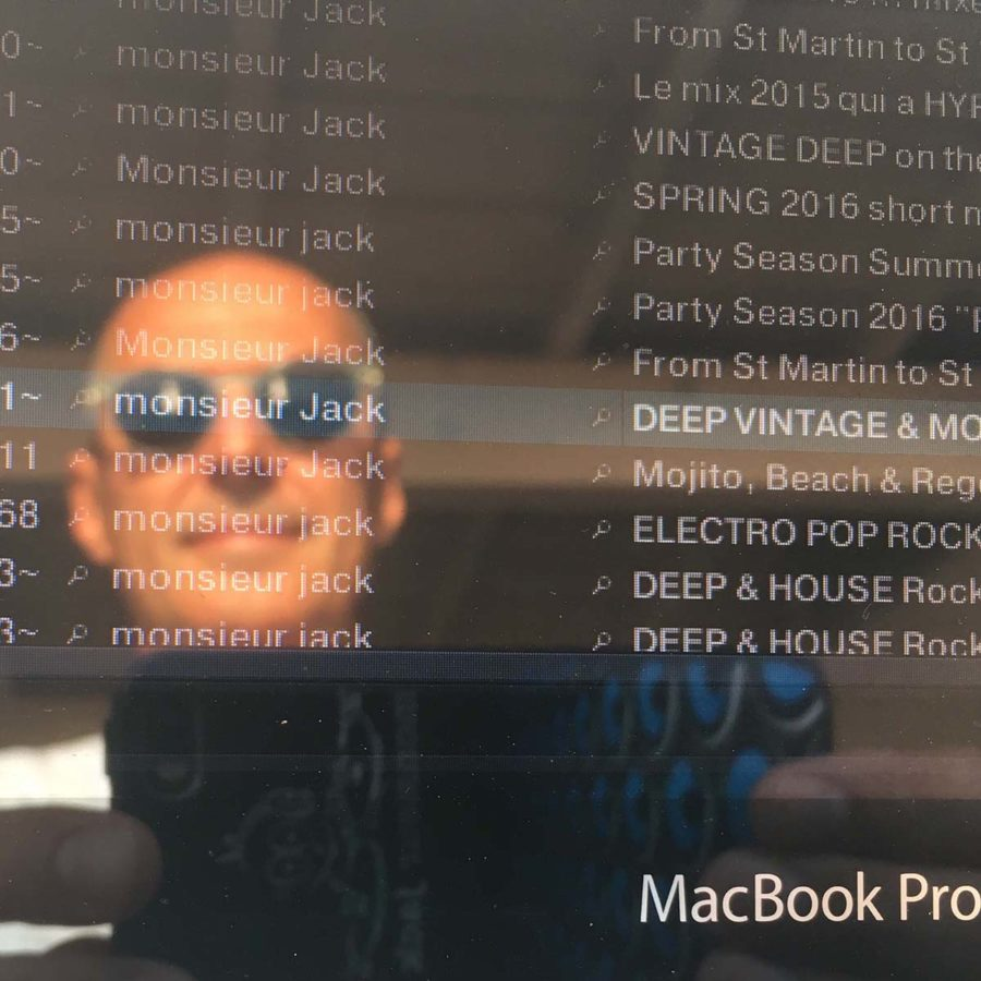 MONSIEUR JACK REFLET MIX
