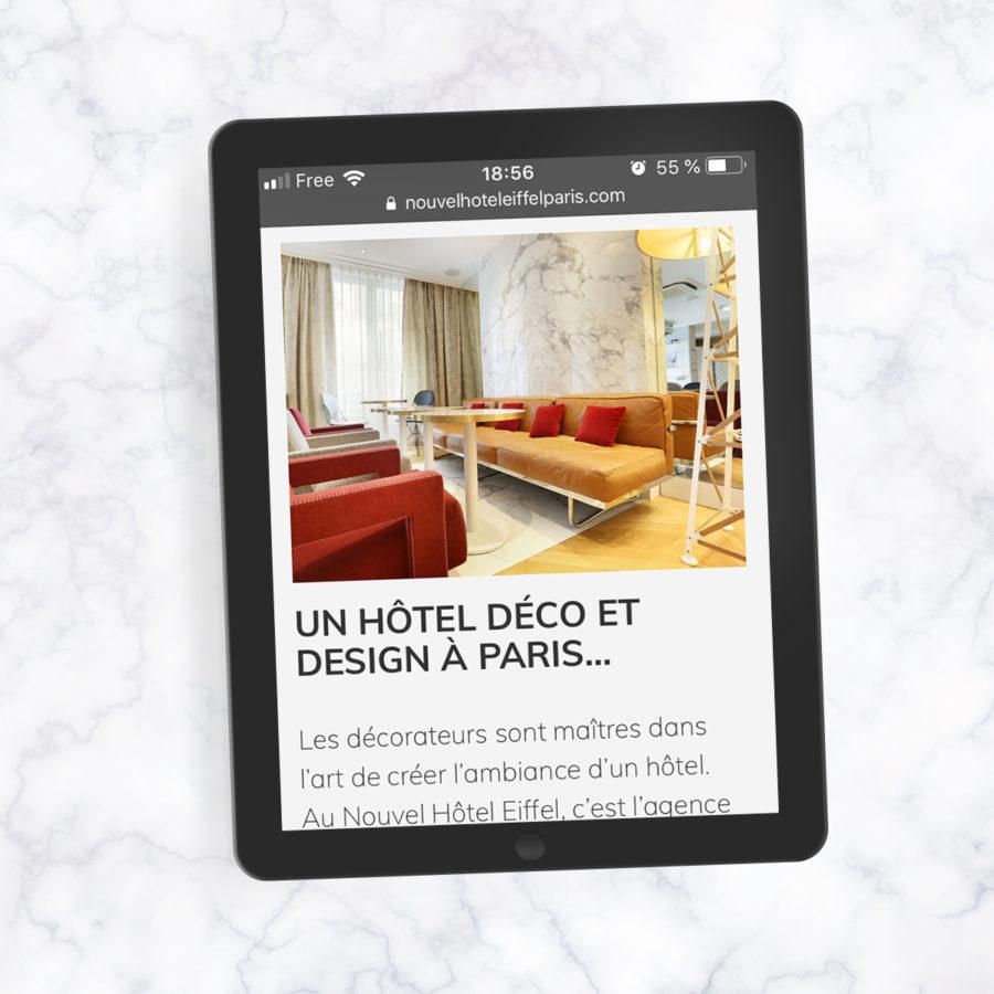 NOUVEL HOTEL EIFFEL BLOG 2