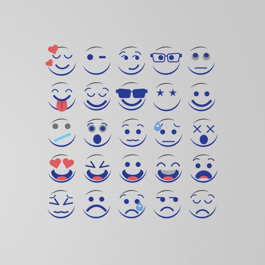 Déclinaisons de l'identité visuelle