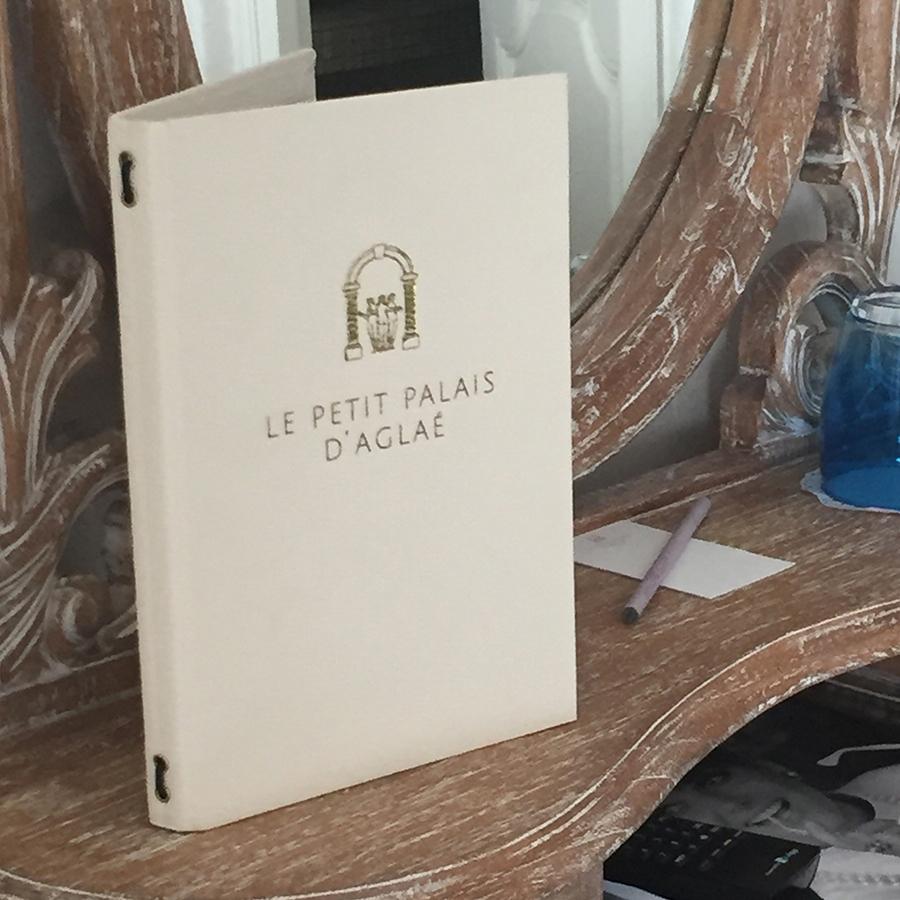 Petit Palais d'Aglaé communication