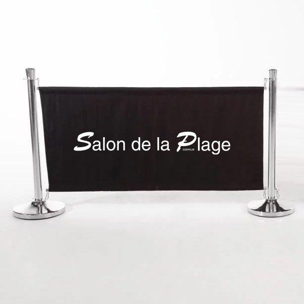 simulation poteaux SALON DE LA PLAGE