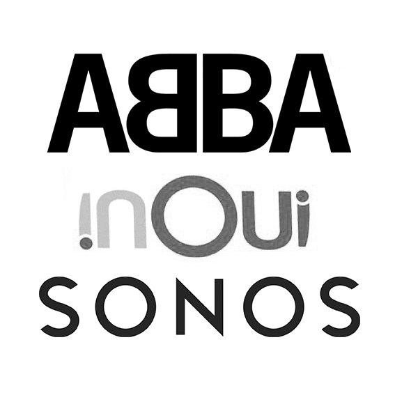 logo ambigramme