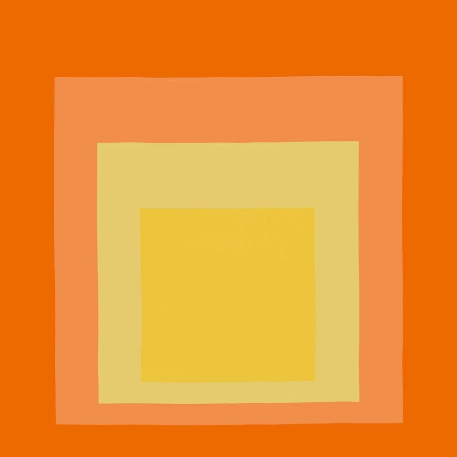 Joseph Albers Théoricien de la couleur